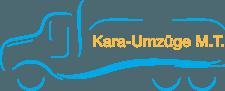 Kara-Umzüge M.T. Logo